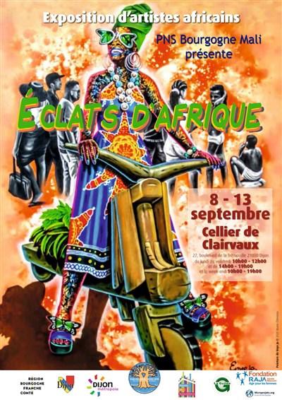 L'exposition « Eclats d'Afrique » à Dijon