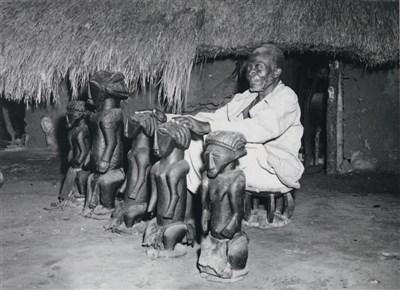 Art Africain Traditionnel : les Bembe