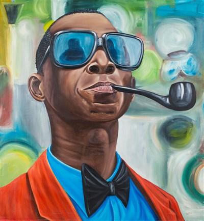 Portrait d'artiste : Zemba Luzamba