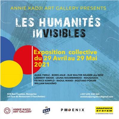 La Annie Kadji Art Gallery présente « Les humanités invisibles »