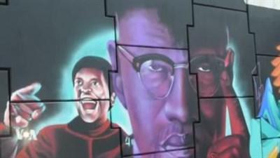L'art dans la lutte contre le racisme à Dakar