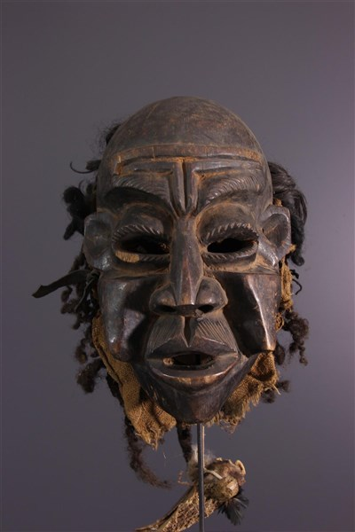 Art africain traditionnel : Bamileke