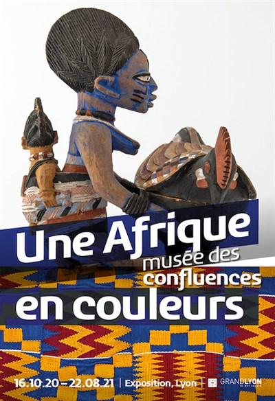 « Une Afrique en couleurs » au musée des Confluences