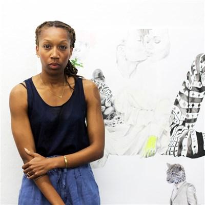 Portrait d'artiste : Ruby Onyinyechi