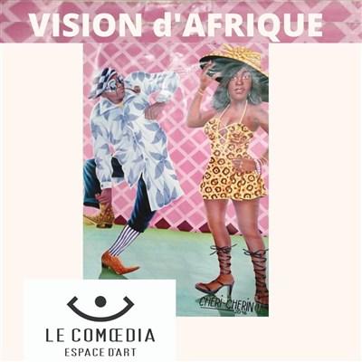 Le Comoedia présente « Visions d'Afrique »