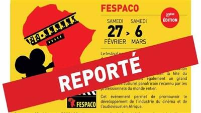 Report du Fespaco 2021