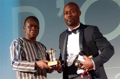 Cinquième édition des Sotigui Awards de Ouagadougou.