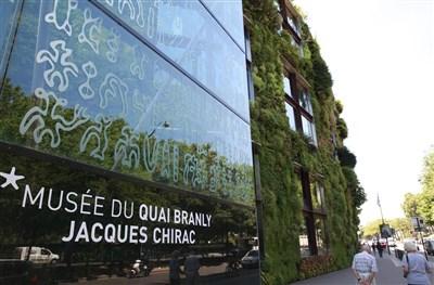 Nouvel espace d'exposition inédit au musée du quai Branly-Jacques Chirac