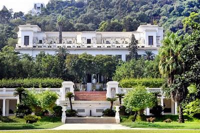 Réouverture du musée public national des Beaux-arts d'Alger.