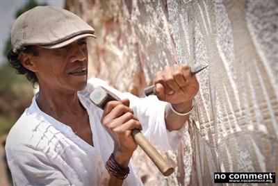 « Sary iarahamanao » l'œuvre collaborative à Madagascar.