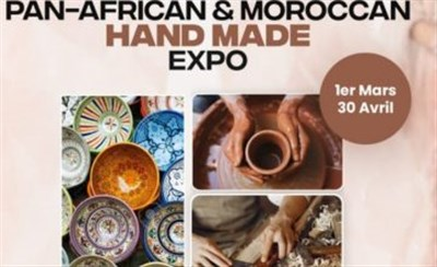 « Pan-African & Maroccan Hand Made Expo »