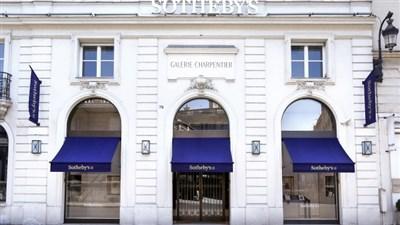Vente aux enchères chez Sotheby's