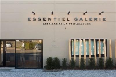 Exposition d'art africain traditionnel en Belgique