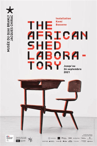 « The African Shed Laboratory » au quai Branly