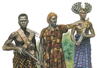 Art Africain Traditionnel : les Ashanti