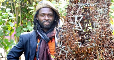 Portrait : Freddy Tsimba