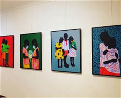 « Les enfants autour de nous » d'Emmanuel Aziseh