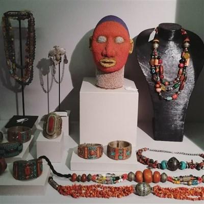 « Africa Deco » pour un intérieur d'inspiration tribal