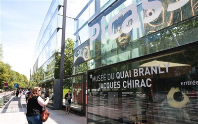Vol au musée du quai-Branly Jacques Chirac