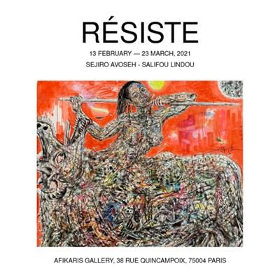 Art et résistance chez Afikaris