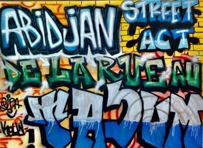 « La rue entre au musée ! » à Abidjan
