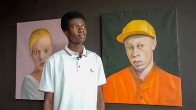 Portrait d'artiste : Eniwaye Oluwaseyi