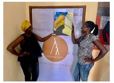 « Agansi » rend accessible l'art contemporain africain