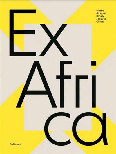 Diffusion du vernissage de l'exposition « Ex-Africa »