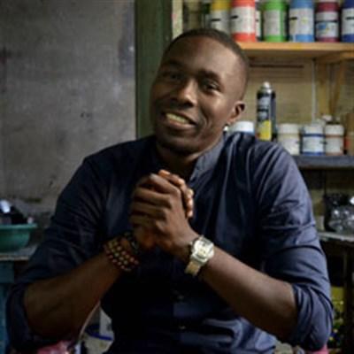Portrait d'artiste : Roméo Temwa