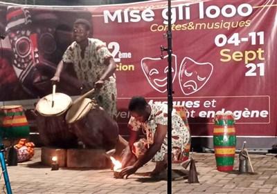 Festival international de contes et musique à Lomé