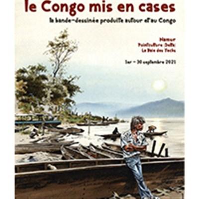 « Le Congo mis en cases » au MusAfrica (Namur)