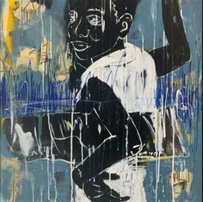 Les œuvres de l'artiste plasticien Yagor exposées à Abidjan