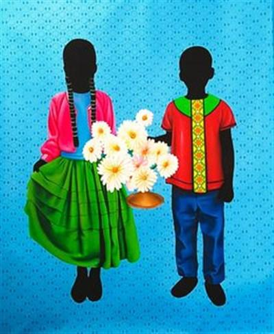 Portrait d'artiste : Emmanuel Aziseh