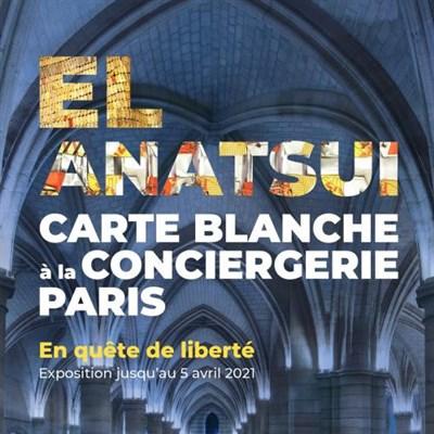 Paris : carte blanche à El Anatsui