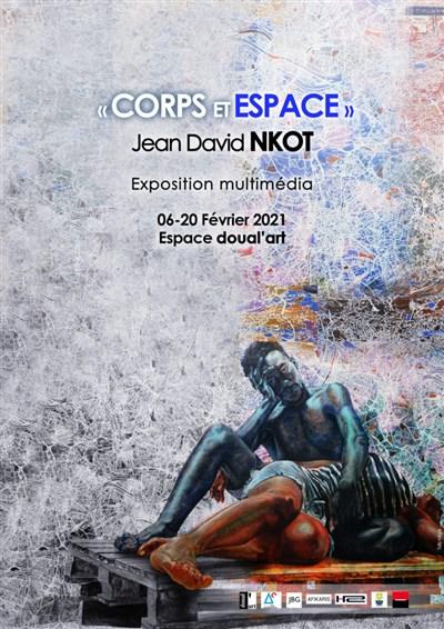 Retour sur l'exposition « Corps et espace » de Jean-David Nkot