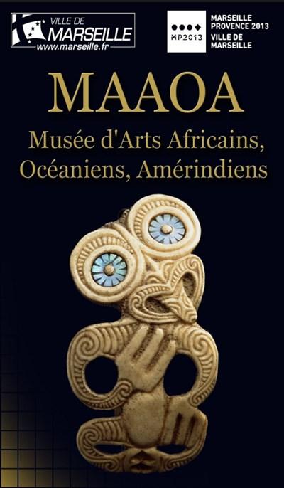 MAAOA Musée d'arts africains Marseille