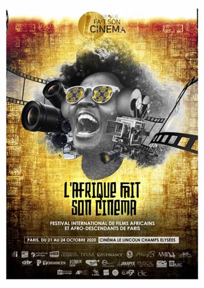Deuxième édition du festival « L'Afrique fait son cinéma »