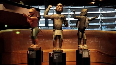 Un nouveau pas vers une restitution d'objets d'art africain