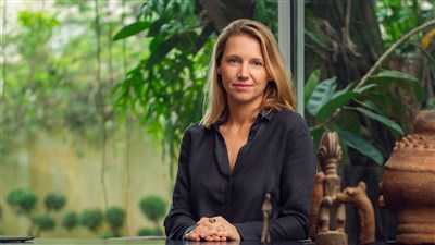 Cécile Fakhoury s'installe à Paris