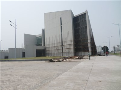 Nouveau musée national moderne de Brazzaville