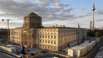 Quelle problématique autour du nouveau musée berlinois ?