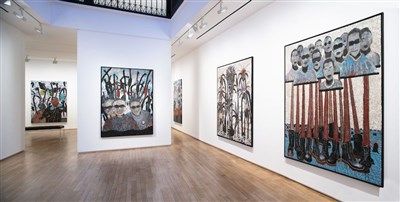 La galerie Templon présente « Anomalies »