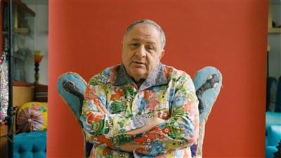Jean Pigozzi et son cadeau au MoMA.